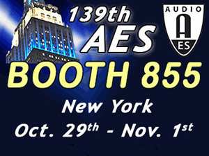 Banner image to promote the 2015 AES Show