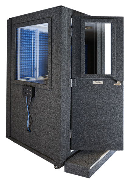 An Audiometric Booth by WhisperRoom