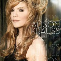 A press photo of musician Alison Krauss