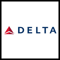 image of the Delta Airlines logo