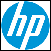 image of the Hewlett Packard logo