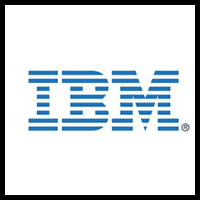 image of the IBM logo