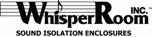 An image of WhisperRoom's logo
