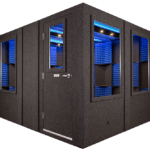 Soundproof booth by WhisperRoom