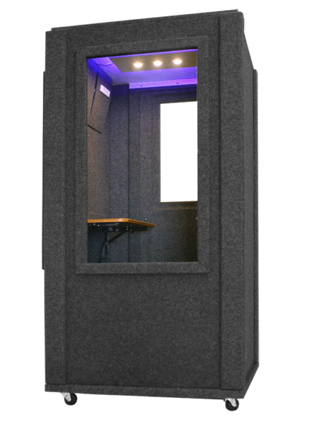 Office Phone Booths by WhisperRoom™