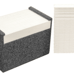 HEPA Filter attachment for a WhisperRoom™ Sound Booth