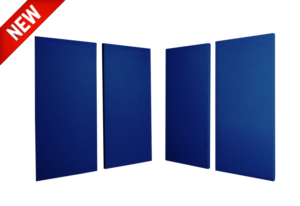 A set of 4 Fabric Acoustic Panels