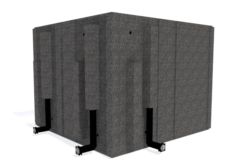 WhisperRoom MDL 102102 S shown from the back
