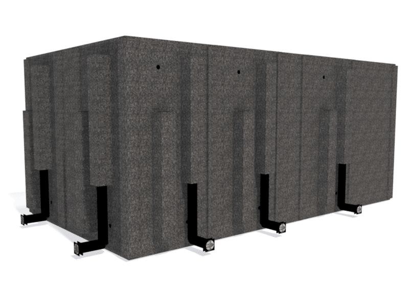 WhisperRoom MDL 102186 S shown from the back