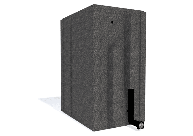 WhisperRoom 4260 S shown from the back
