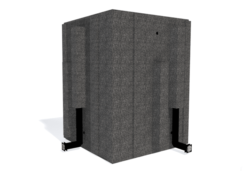WhisperRoom MDL 6060 S shown from the back