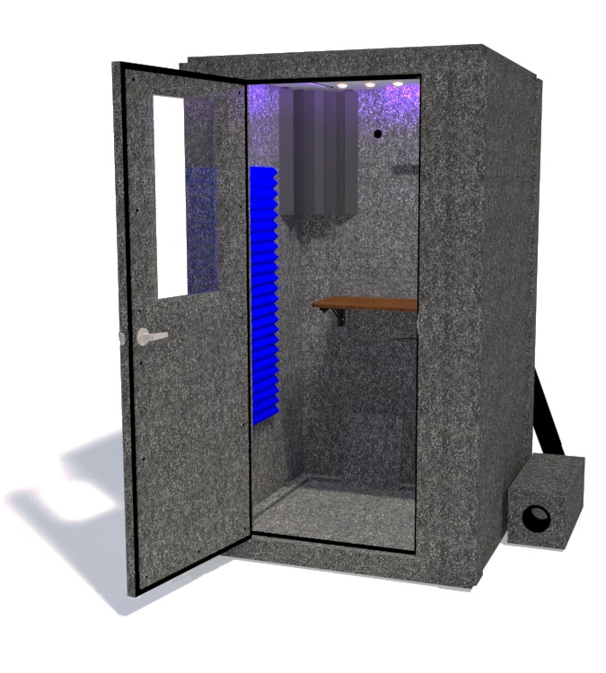 WhisperRoom's Voice Over Basic Vocal Booth Package