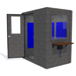 WhisperRoom's Audiology Basic Booth Package
