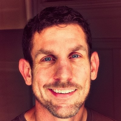 A headshot of Michael Dehoyos